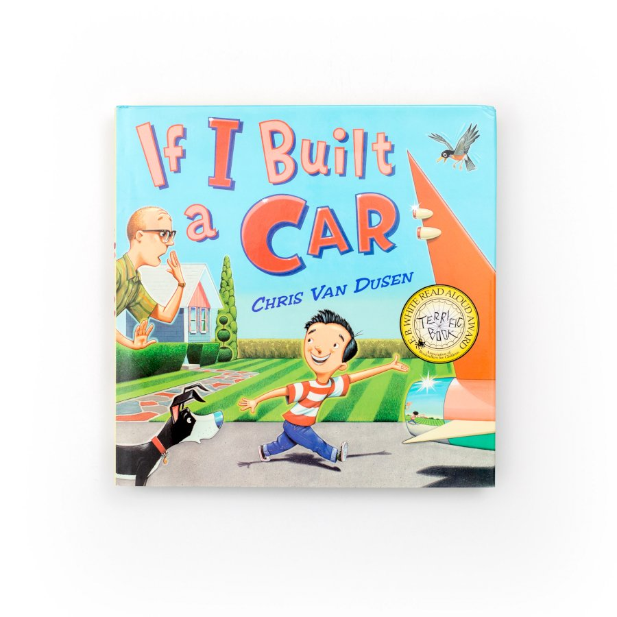 Cover of If I Built a Car